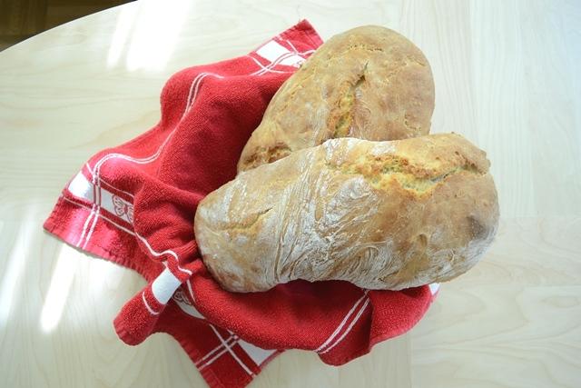 Ideen & Rezepte für das perfekte Osterfest! Schnelles Brot Rezept fürs Frühstück