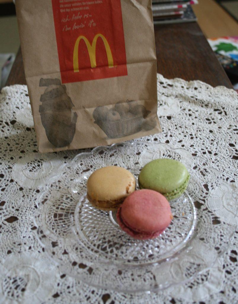 Wien-Makronen-Test: Gerstner vs. Oberlaa vs. McDonald's