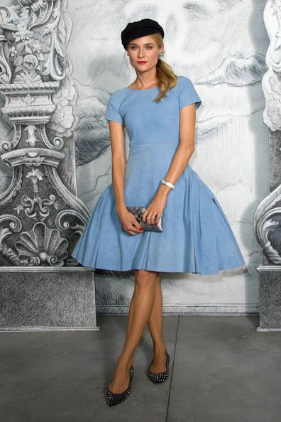 Diane+Kruger+Flats+Embellished+Flats+t8uiMVu_VuGl