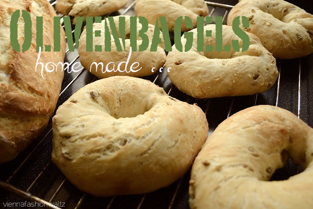 Vegane Olivenbagels Rezept | Backen | Vienna Fashion Waltz
