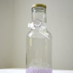 Öko kann auch modern aussehen - Trinkflaschen aus Glas