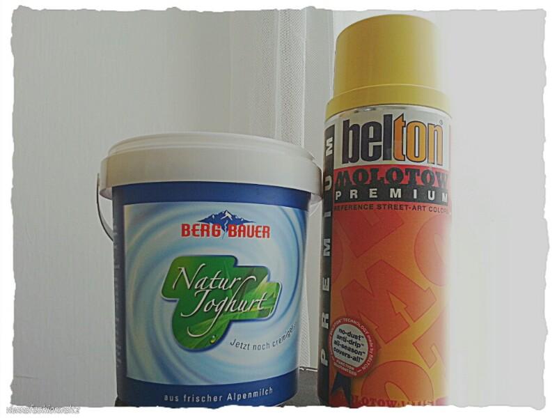 DIY Utensilo, Aufbewahrung, upcycling Becher, Pflanzgefäß, Topf, Ikea, Küche