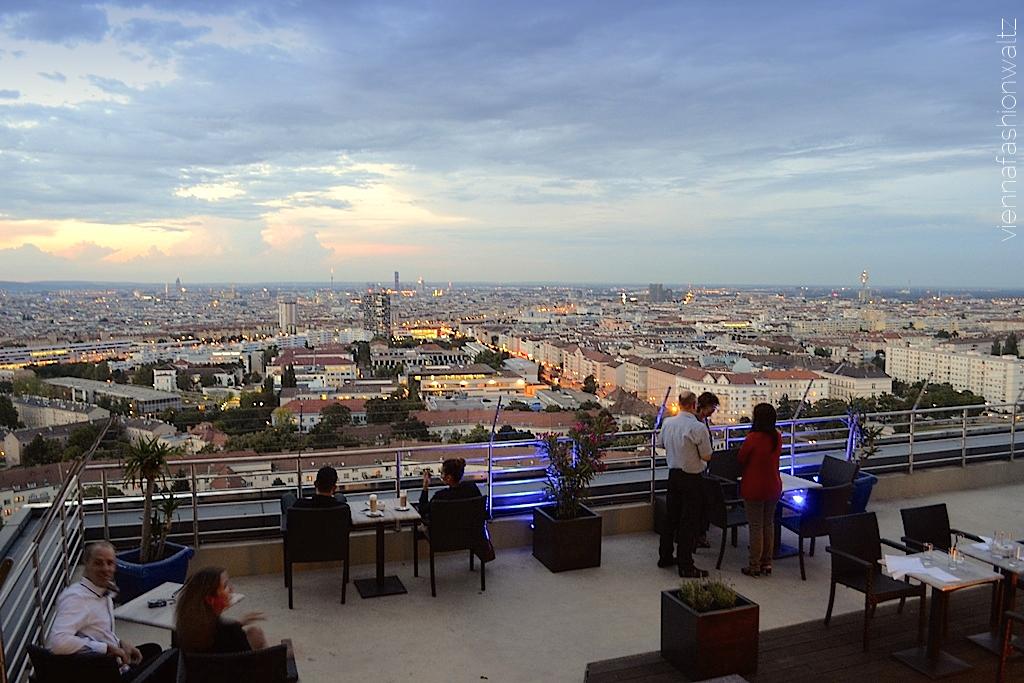 das Turm Lokaltipp - über den Dächern von Wien (1)