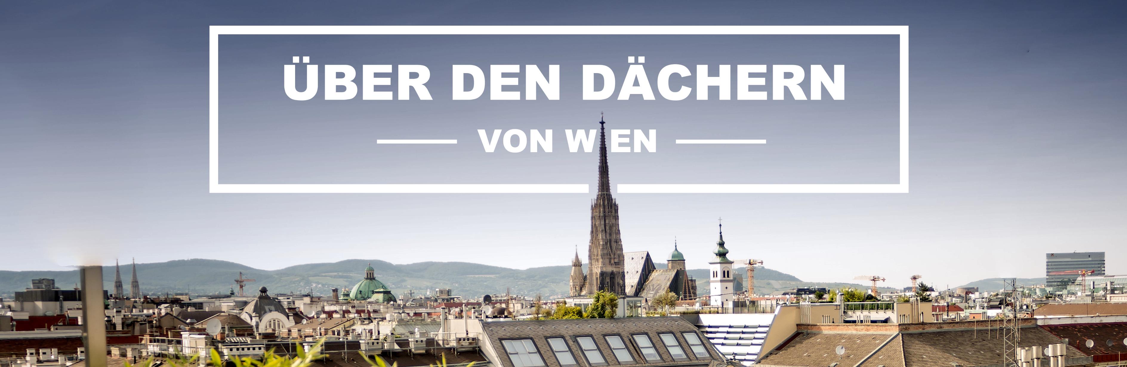 Ueber den Daechern - Logo