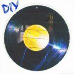 DIY Upcycling - Ohrringe Display aus Vinyl! DIY, Upcycling, Vinyl, Orringe, Aufbewahrung, Halter, Vienna Fashion Waltz