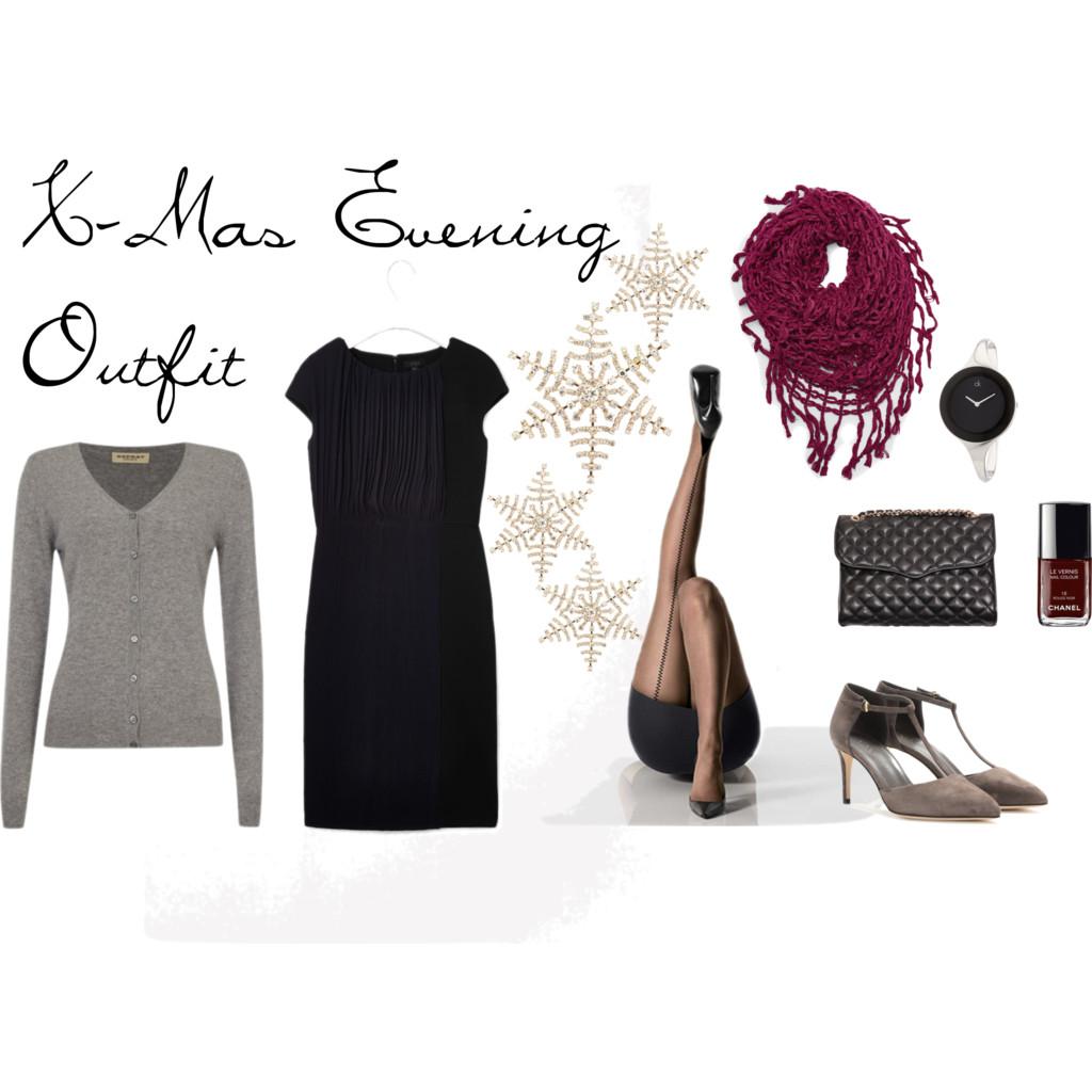 X-Mas Outfit Rougefleur