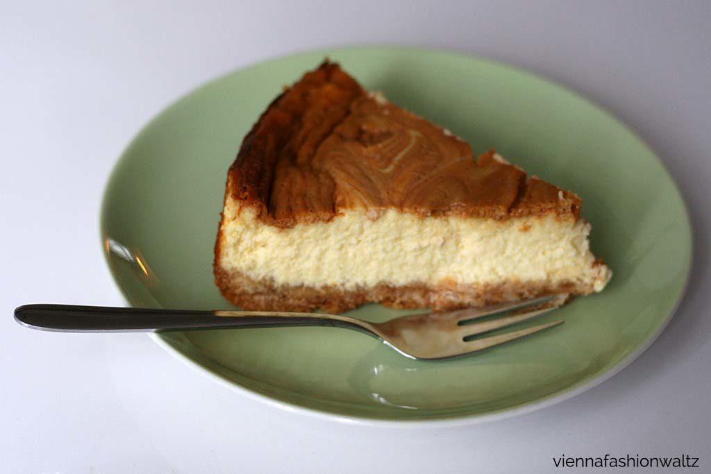 Cheesecake Karamell, Caramel-Cheesecake Rezept