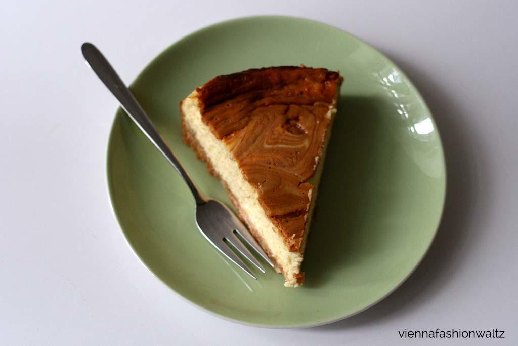 Caramel-Cheesecake Rezept