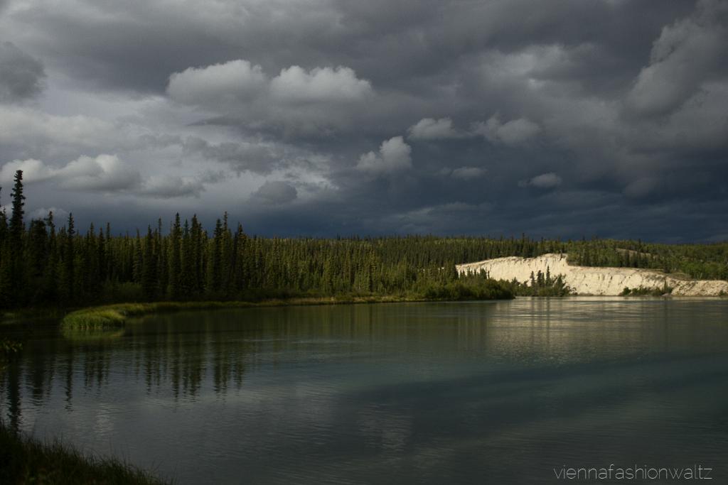 Yukon Canada Yukon River Yukon Quest