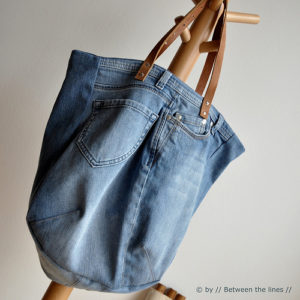 DIY - Denim Bag Ideas - We love Denim & Chanel