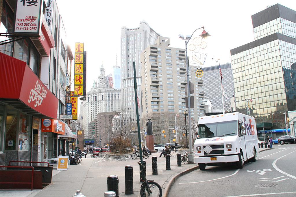 New York City - China Town