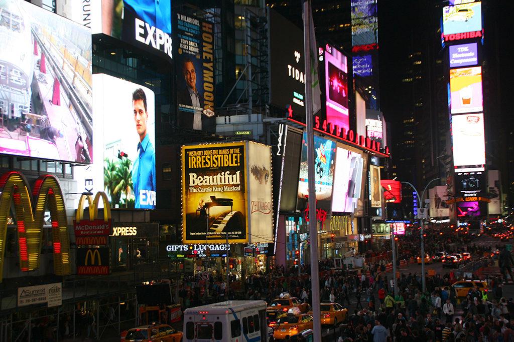 USA: New York City
