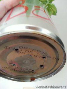 DIY Upcycling - Pflanzgefäße