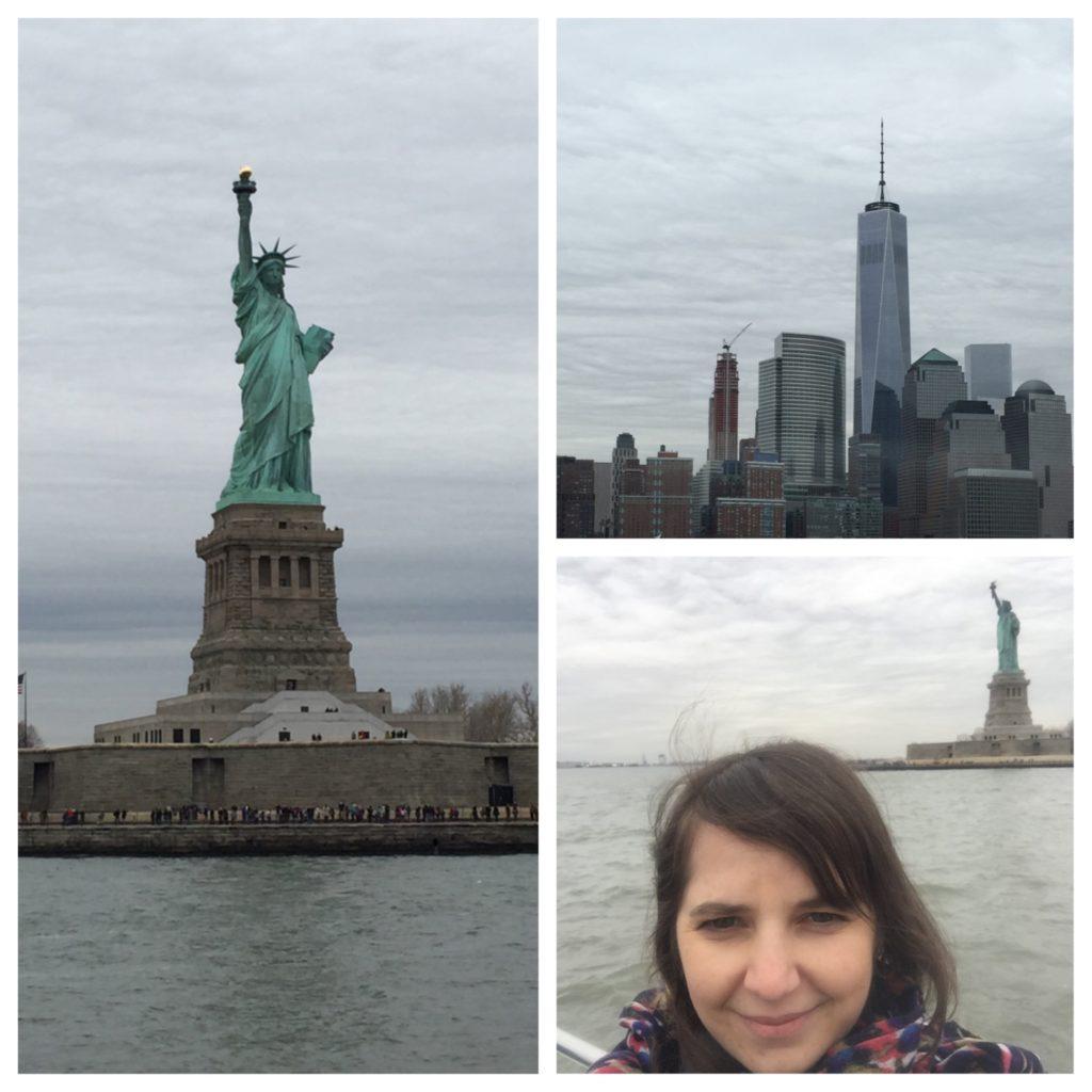 USA: New York City - Miss Liberty