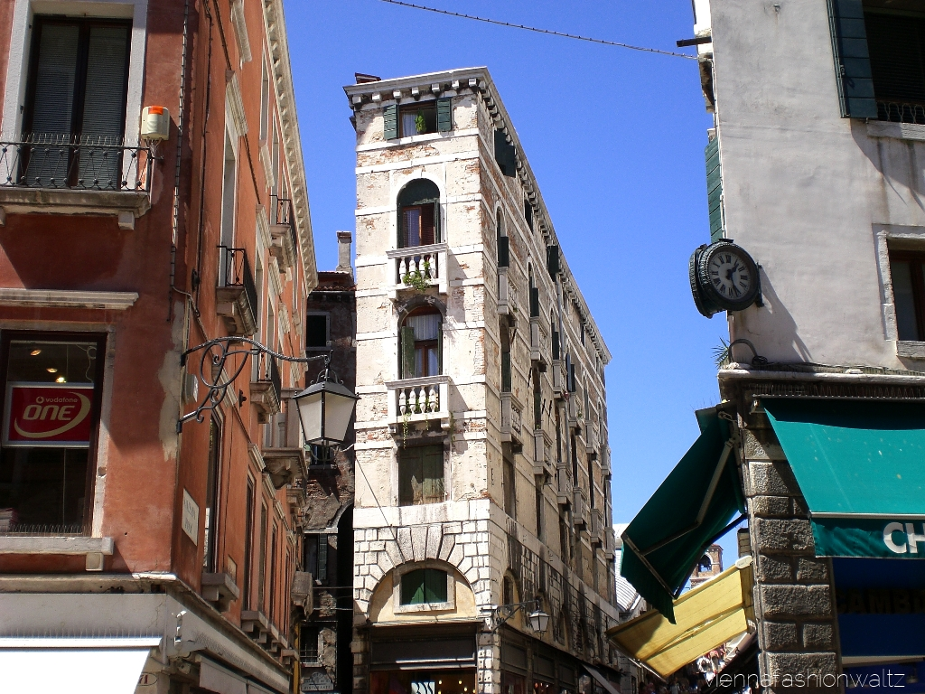 Urlaubsfeeling Holiday Venedig Venice Blog www.ViennaFashionWaltz