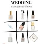 Hochzeitstagebuch: blushing bridal polishes