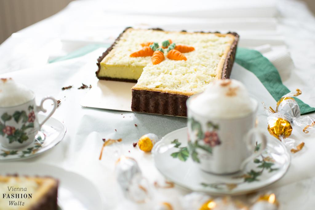 Ideen & Rezepte für das perfekte Osterfest! Oster Cheesecake