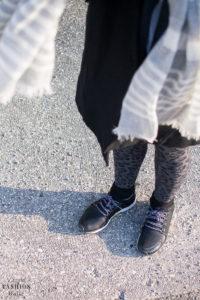 Adidas Stella McCartney Sneakers & Tights Outfit | Leoprint, Fashion, Style, Woman, Damen, beauty-fashion-food-lifestyle-blog-wien-austria-oesterreich-www.viennafashionwaltz.com
