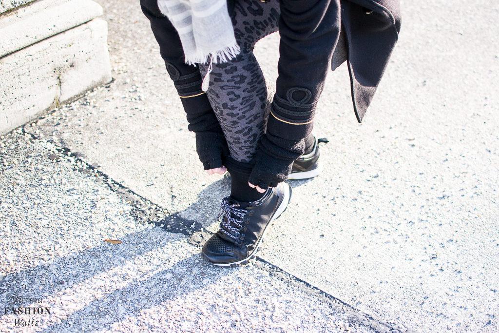 Adidas Stella McCartney Sneakers & Tights Outfit   Leoprint, Fashion, Style, Woman, Damen, beauty-fashion-food-lifestyle-blog-wien-austria-oesterreich-www.viennafashionwaltz.com