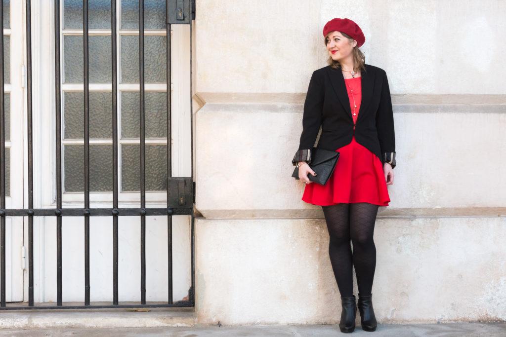 Christmas Look: Let it Shine with Swarovski, jewels, jewelery, red skirt, Schmuck