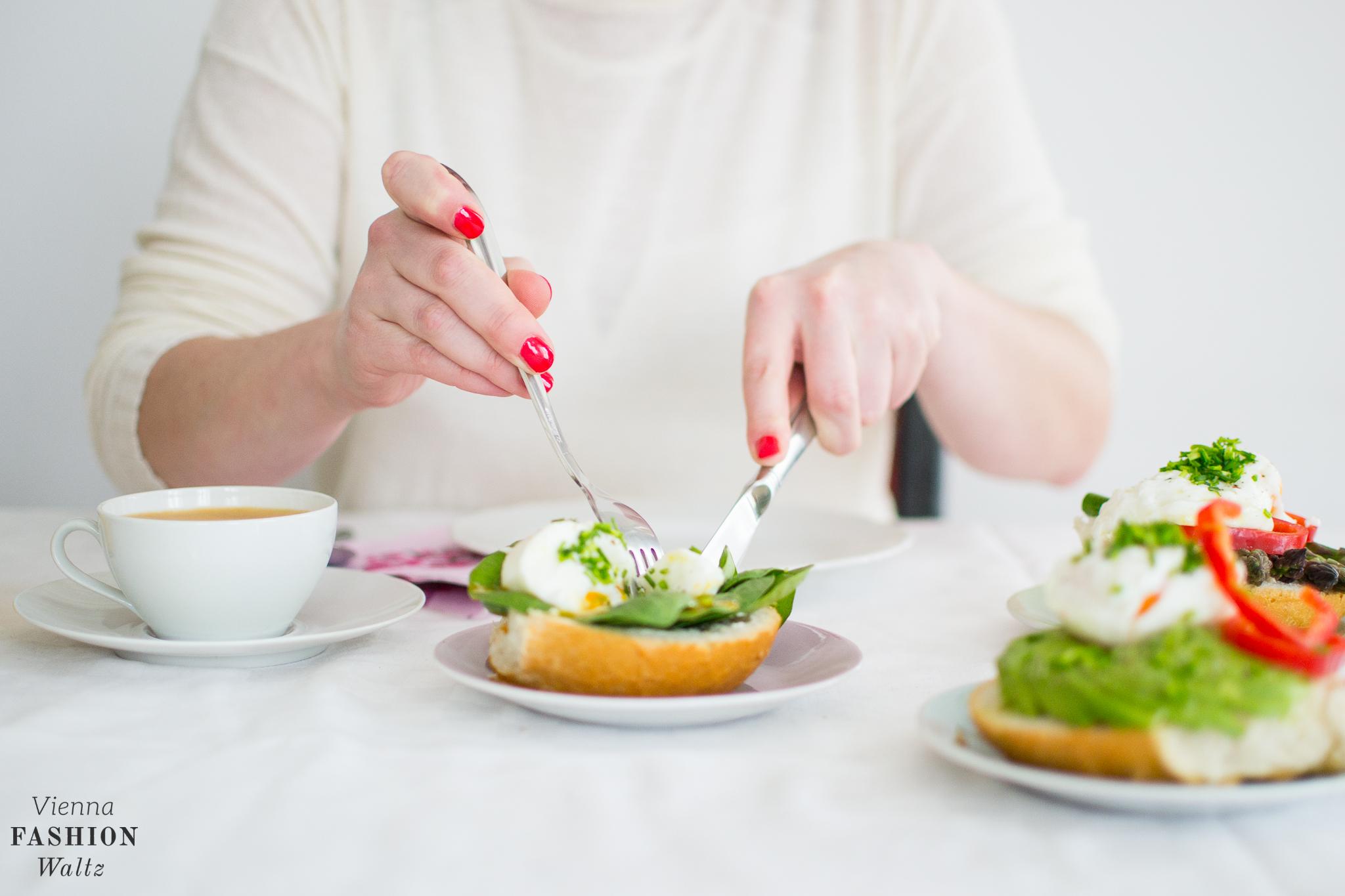 Vegetarische Sommerküche Paul Ivic : So gelingt das perfekt pochierte ei auch in der eigenen küche