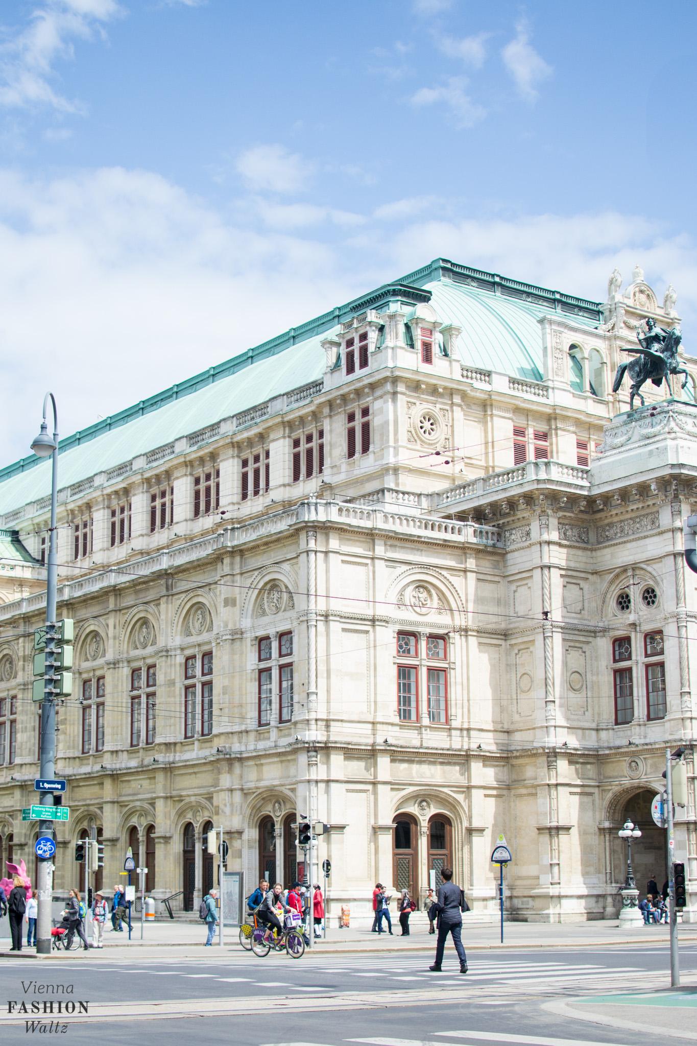 One Day in Vienna - Insider Tipps: Die Oper anschauen!