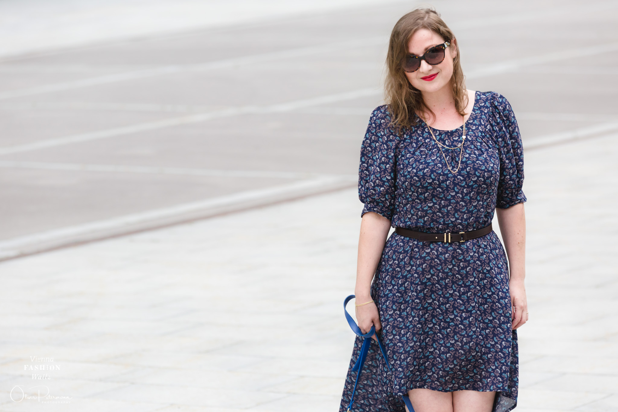 French Girl Style, Blumenkleid