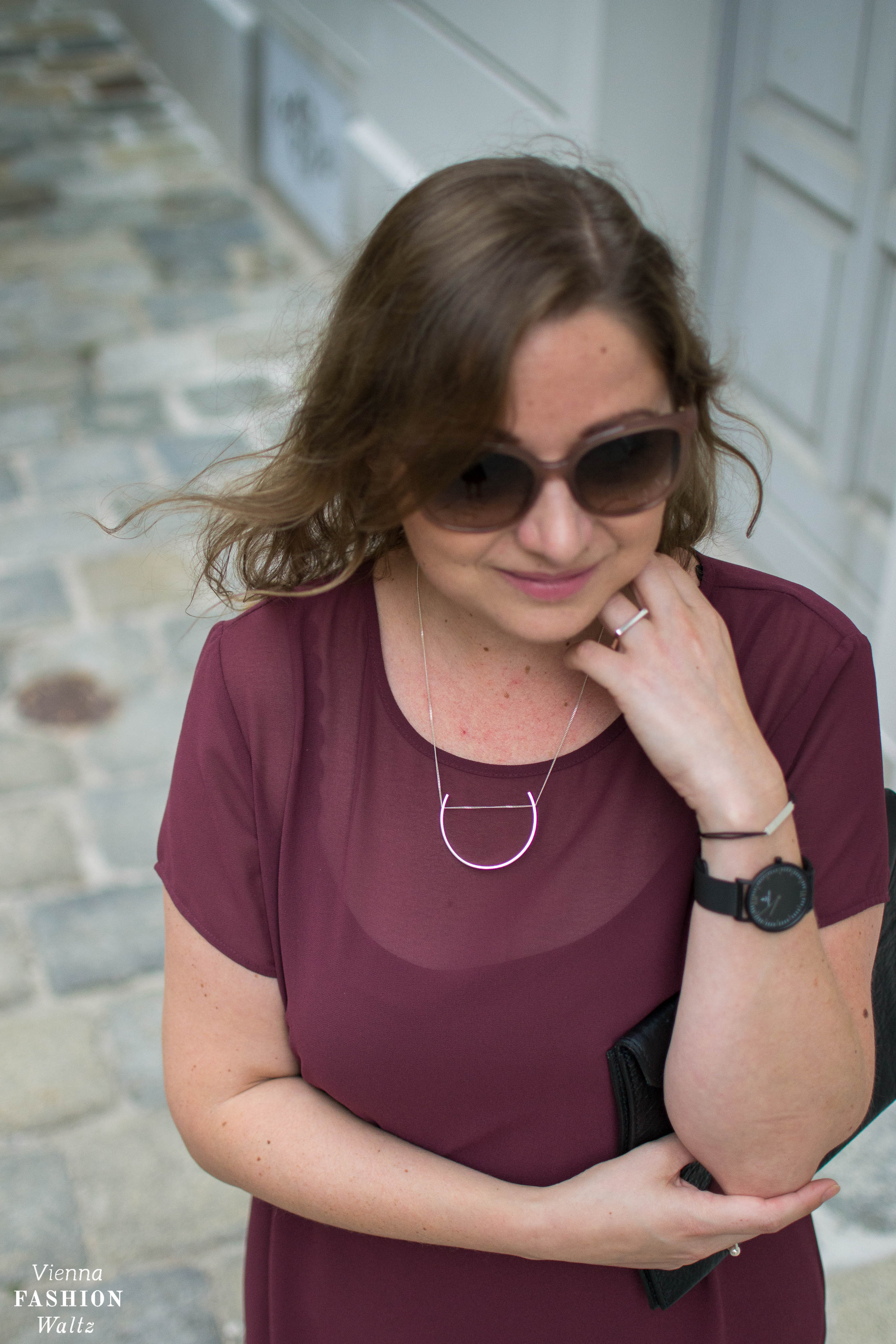 Minimal Chic Outfit with Loafers, Streetstyle Vienna, Fashion Daily, Cos, Kapten&Son Watch