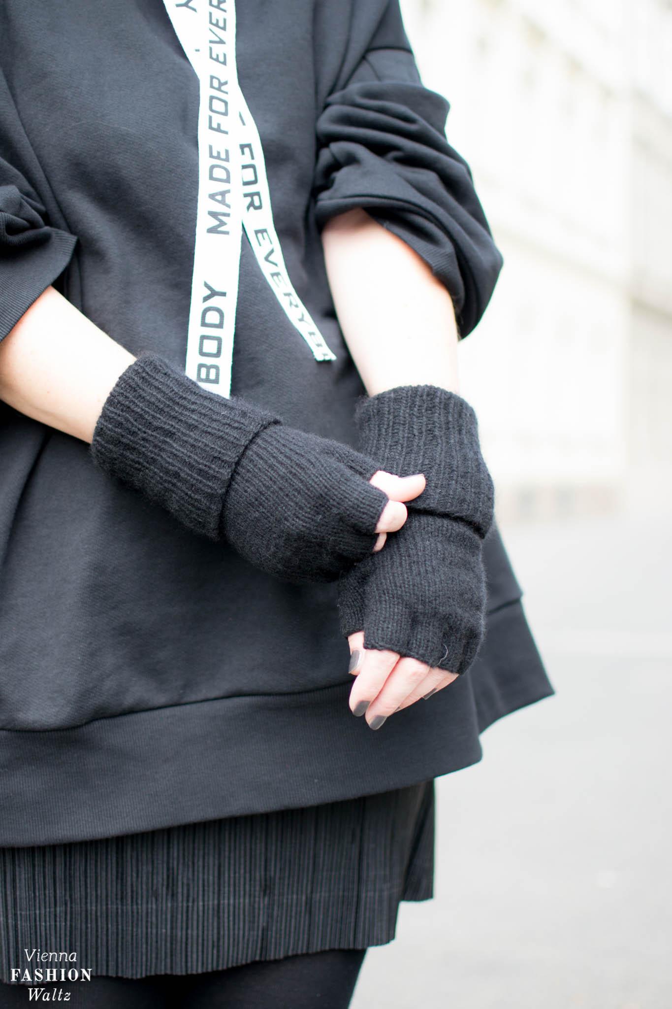 Kostenlose Strickanleitung: Kaschmir Handschuhe stricken