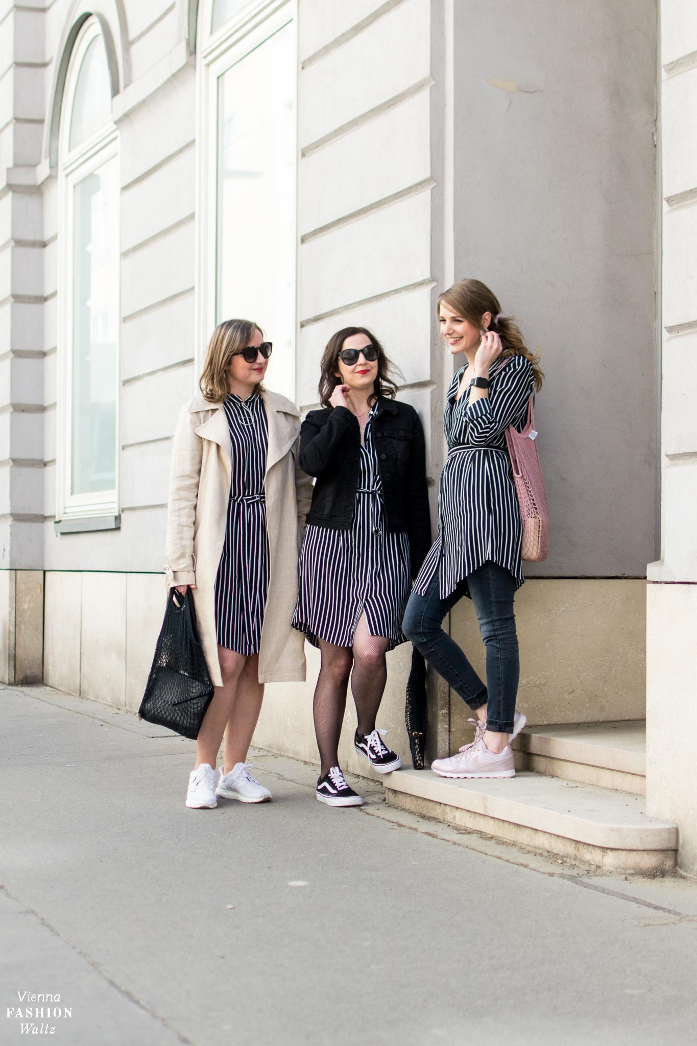Streifen | Netz Taschen im Trend | Streetstyle | Outfits | Fashion Trends