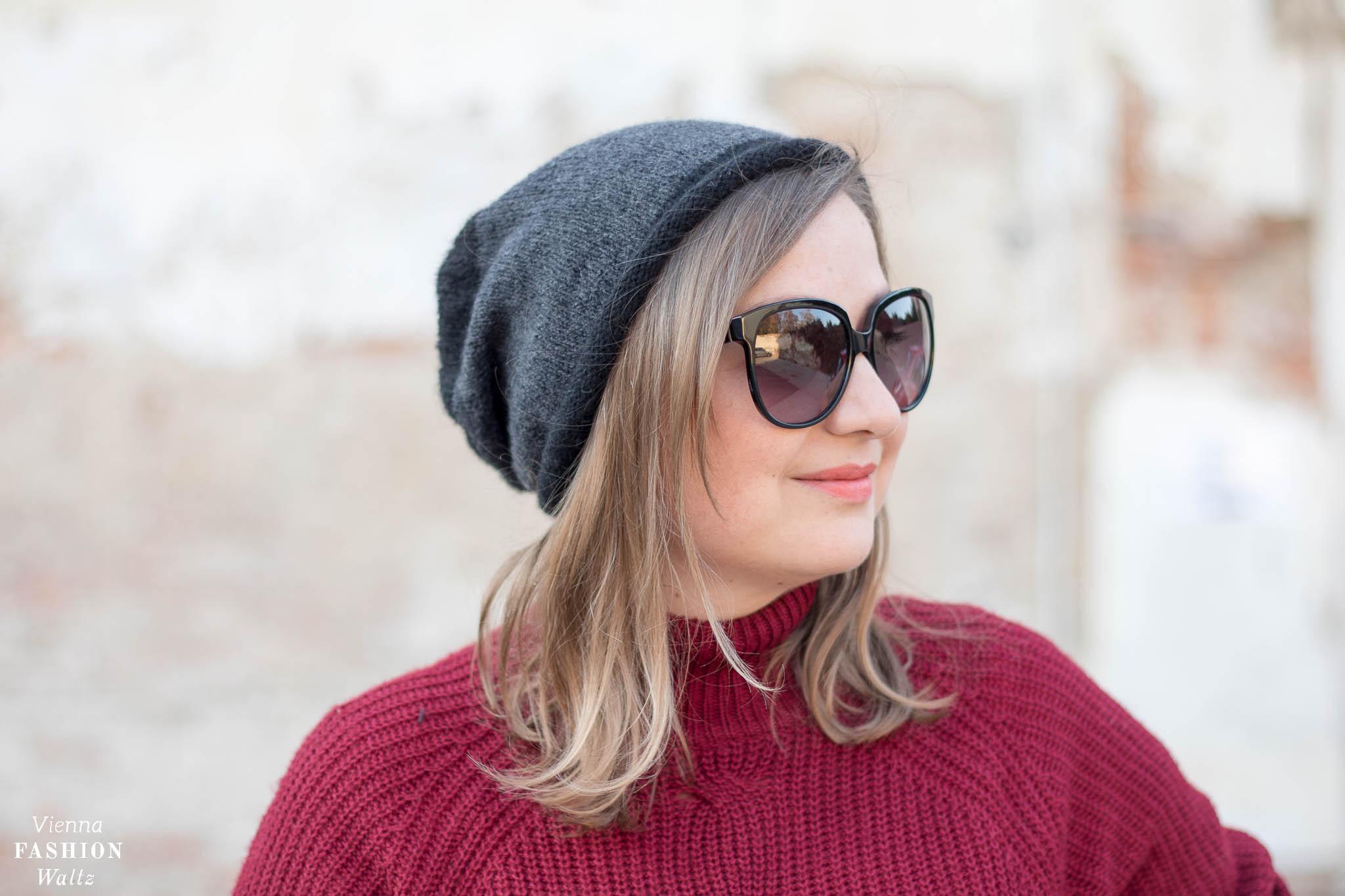 Colourblocking Mütze Strickanleitung, Beanie stricken, kostenlose Anleitung