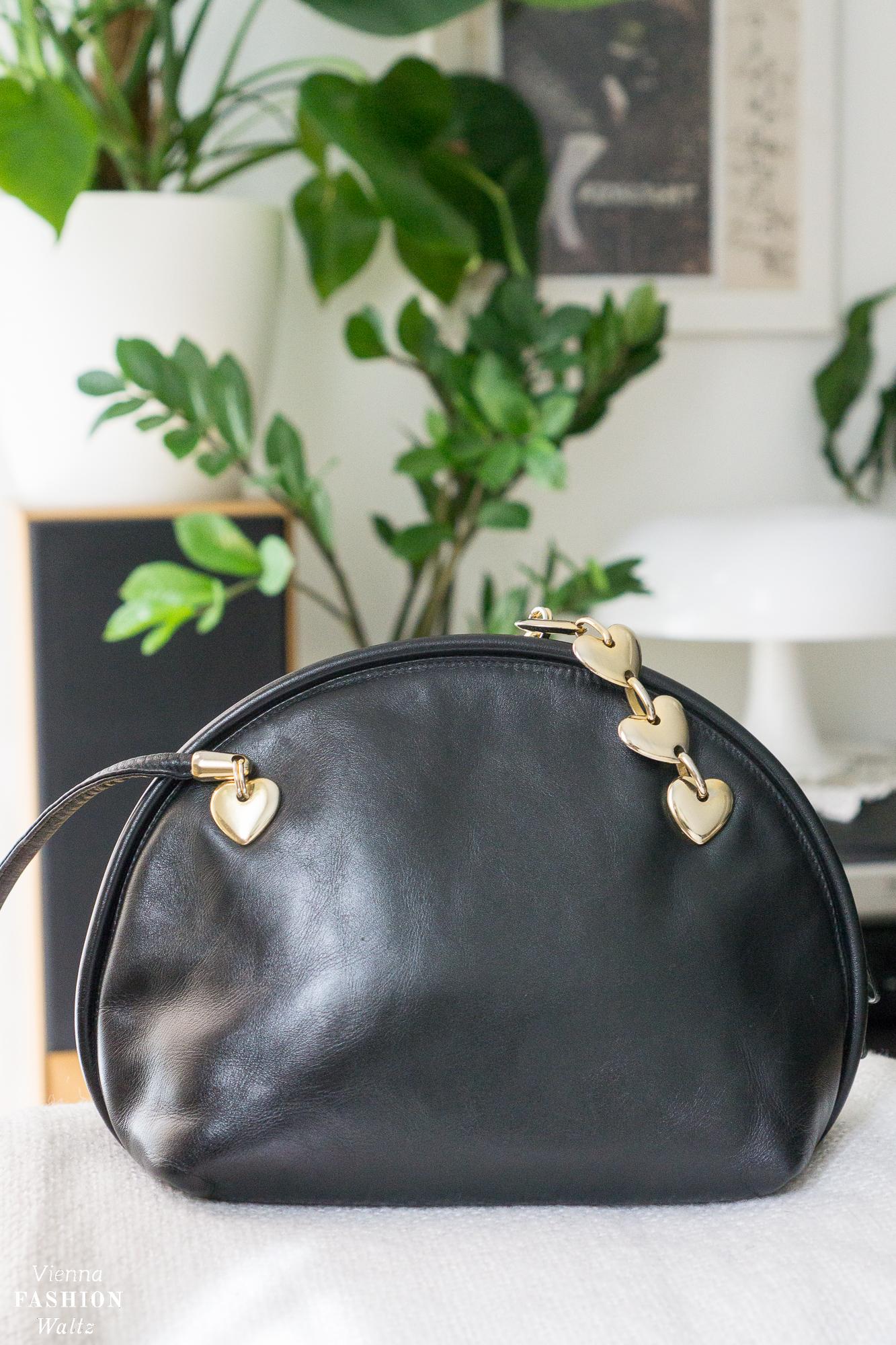 Pflegetipps für Vintage Taschen und was ihr lieber sein lässt, Pflege, Leder, Taschen, Ordnung