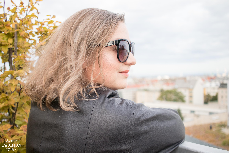 Herbst Outfit und die besten Trends: Lederjacke, Leder, Fashion und Mode