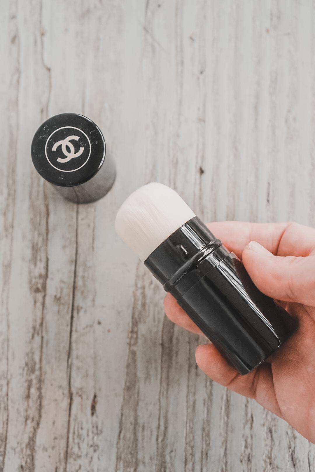 Chanel Accessoires, Pinsel, Test, Makeup Tipp