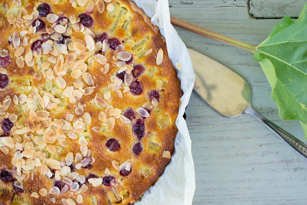 Rhabarberkuchen Food Blog www.ViennaFashionWaltz.com-1