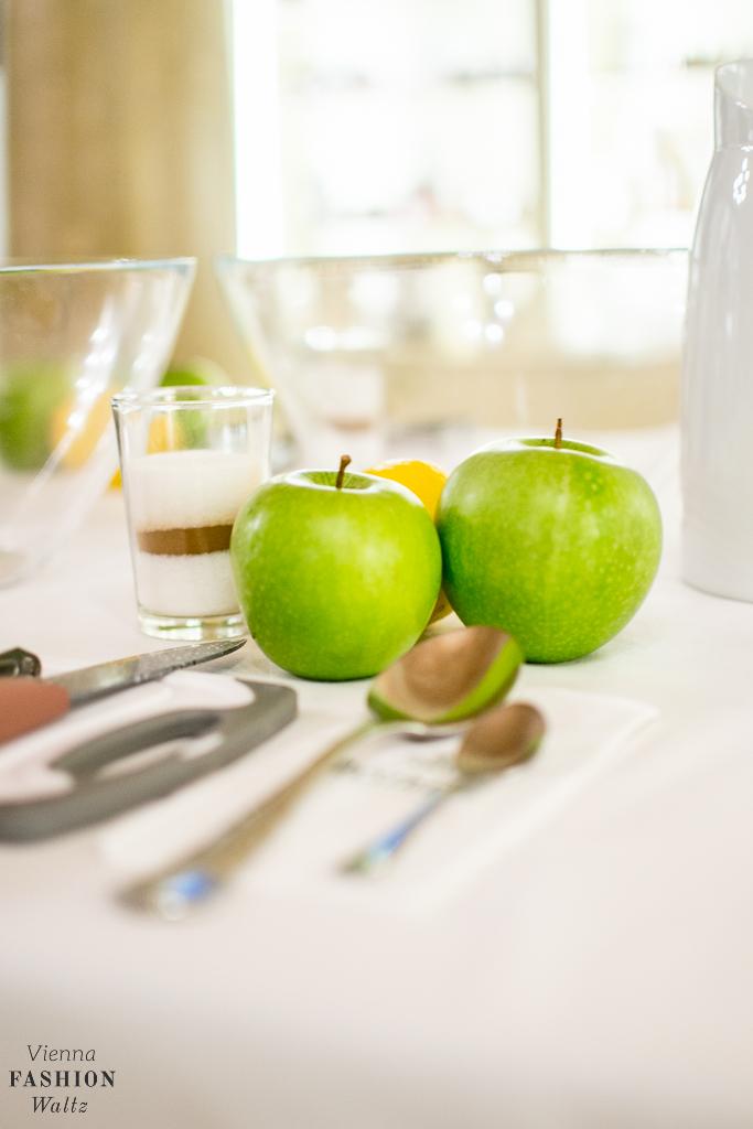 Apfel für den Wiener Apfelstrudel