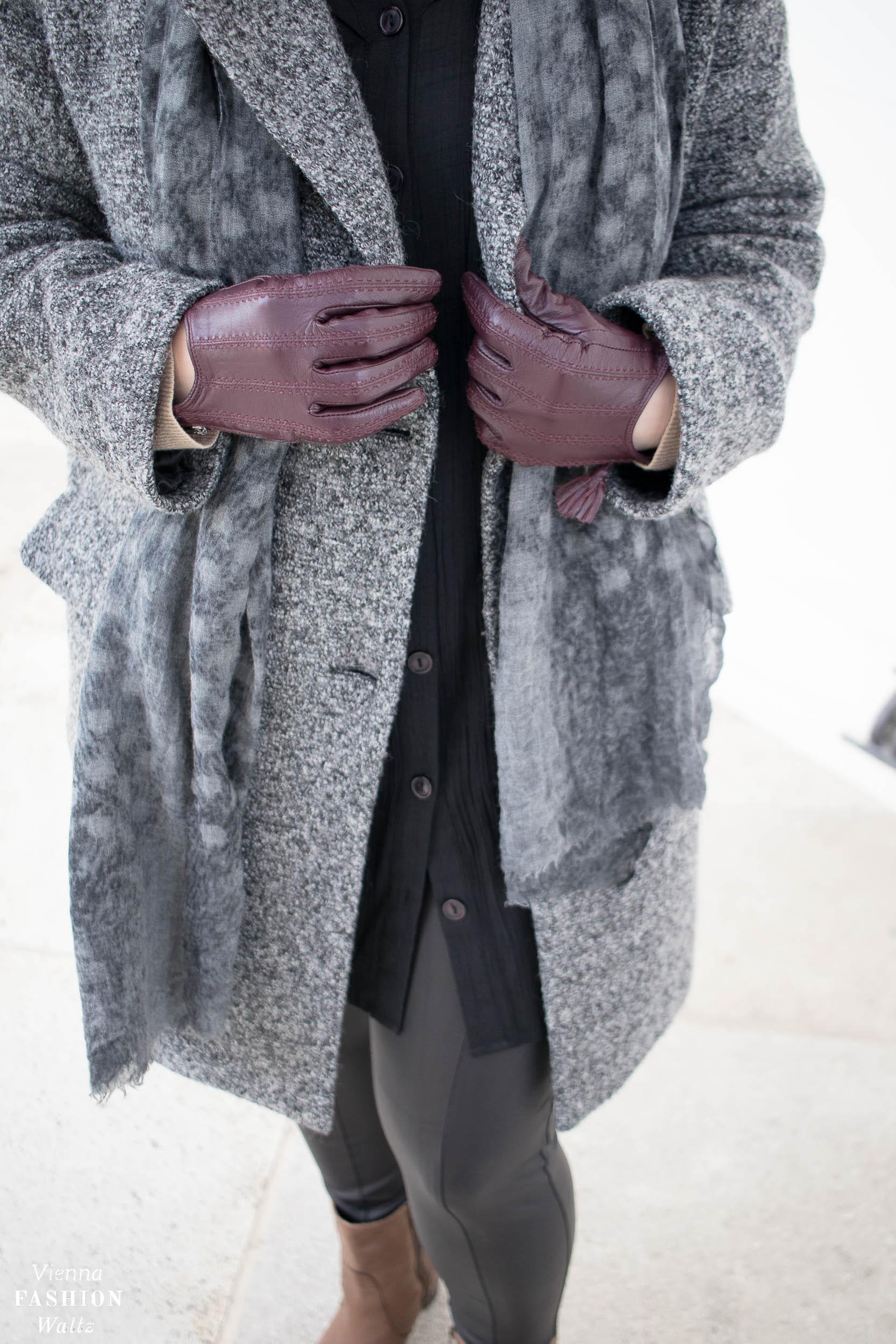 Die richtige Pflege für Handschuhe aus Leder!